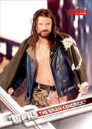 2017 WWE Wrestling Cards (Topps) The Brian Kendrick 9