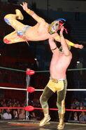 CMLL Martes Arena Mexico (January 8, 2019) 2