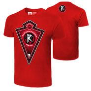 Ricochet Superheroes R Real Authentic T-Shirt