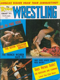 The Ring Wrestling - February 1972