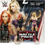 WWE Battle Packs 55 Charlotte Flair & Becky Lynch