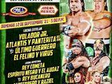 CMLL Domingos Arena Mexico (September 12, 2021)