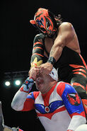 CMLL Super Viernes (January 11, 2019) 9