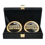 Daniel Bryan The New Daniel Bryan Championship Replica Side Plate Box Set
