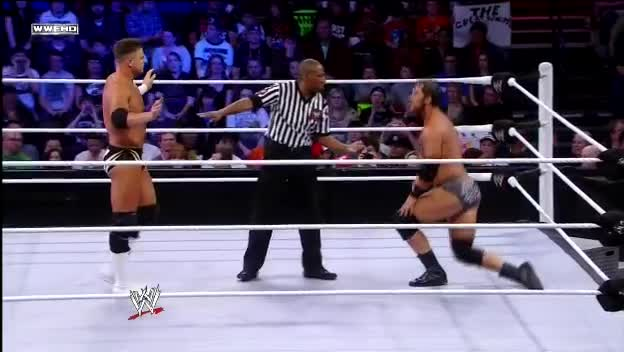 February 23, 2012 Superstars results