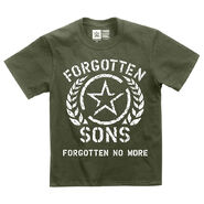 Forgotten Sons Forgotten No More Youth Authentic T-Shirt