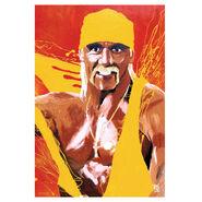 Hulk Hogan 24 x 36 Poster