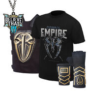 Roman Reigns Roman Empire Halloween Youth T-Shirt Package