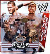 WWE Battle Packs 16 Randy Orton & Christian