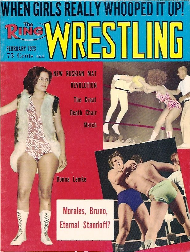 The Ring Wrestling - February 1973