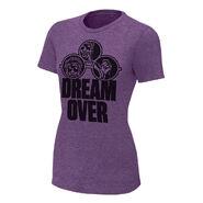 Velveteen Dream Dream Over Women's Authentic T-Shirt