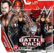 WWE Battle Packs 43 Undertaker & Kane