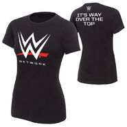 WWE Network Women's T-Shirt