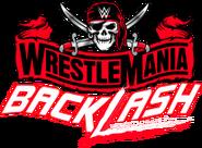 WrestleMania Backlash logo