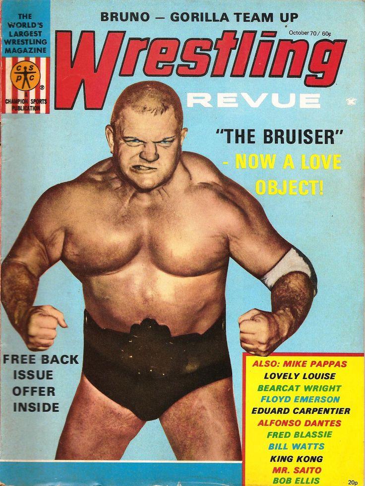 Wrestling Revue - October 1970