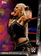 2018 WWE Women's Division (Topps) Dana Brooke 11