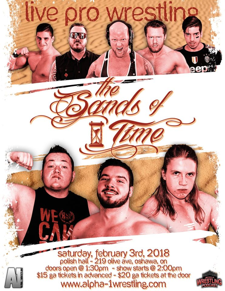 A1 The Sands Of Time