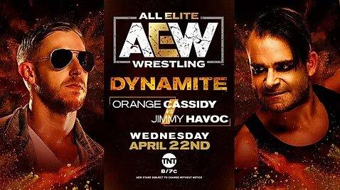 April 22, 2020 AEW Dynamite results