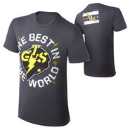 CM Punk Shattered T-Shirt