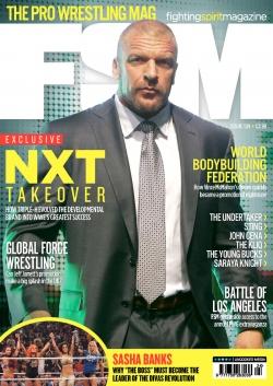 Fighting Spirit Magazine 124