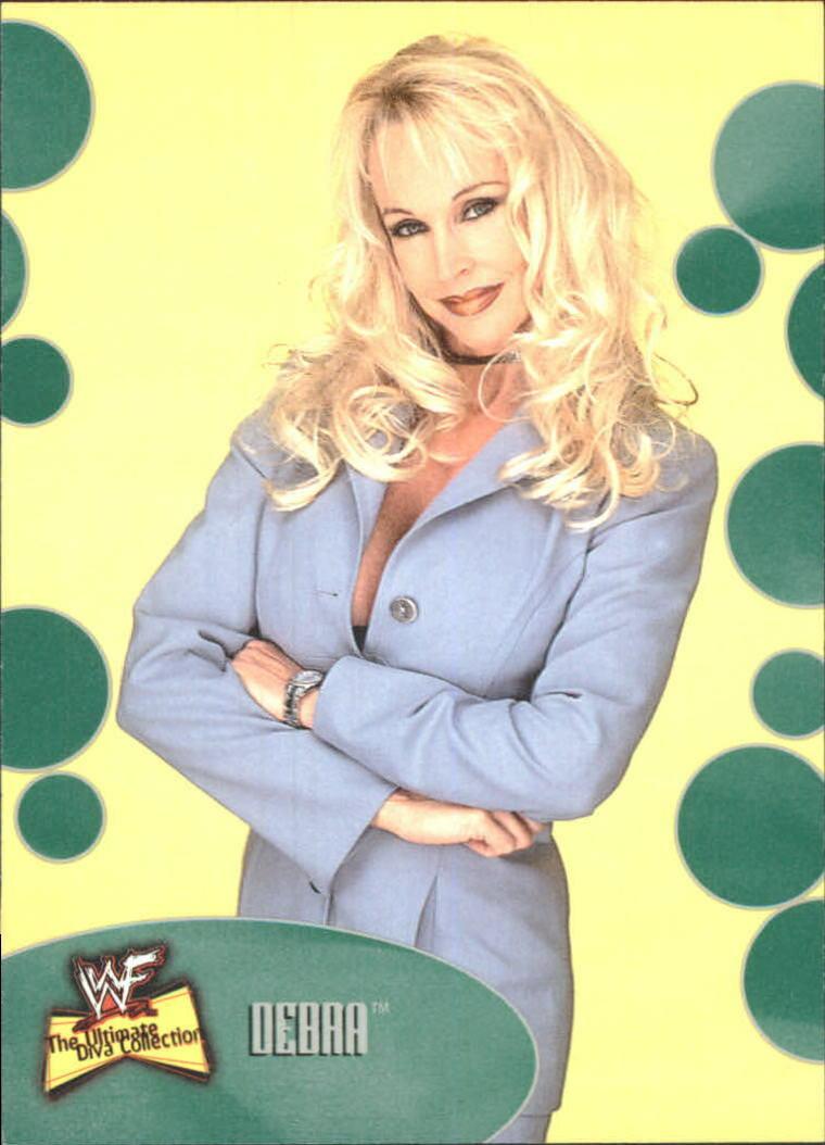 2001 WWF The Ultimate Diva Collection (Fleer) Debra (No.51)