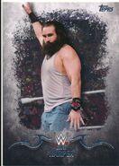 2016 Topps WWE Undisputed Wrestling Cards Luke Harper 21