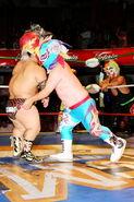 CMLL Sabados De Coliseo (March 24, 2018) 13