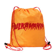 Hulk Hogan Hulkamania Drawstring Bag
