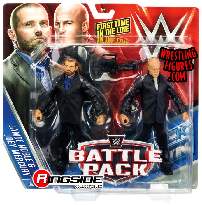 WWE Battle Packs 37
