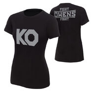Kevin Owens KO Fight Womens T-Shirt