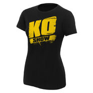 Kevin Owens KO Show Women's Authentic T-Shirt