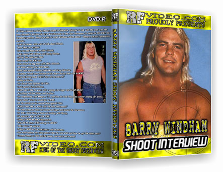 Shoot with Barry Windham