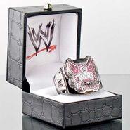 WWE Diva's Championship Finger Ring