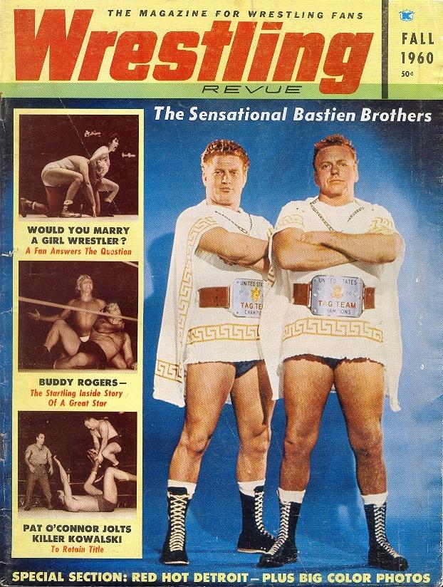 Wrestling Revue - Fall 1960