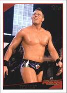 2009 WWE (Topps) The Miz 47