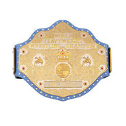 Ric Flair Signature Series Championship Replica Title
