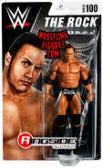 The Rock (WWE Series 100)