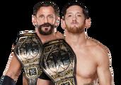 Undisputed Era NXT Tag Team Champions