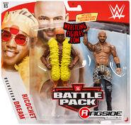 WWE Battle Packs 65 Ricochet & Velveteen Dream