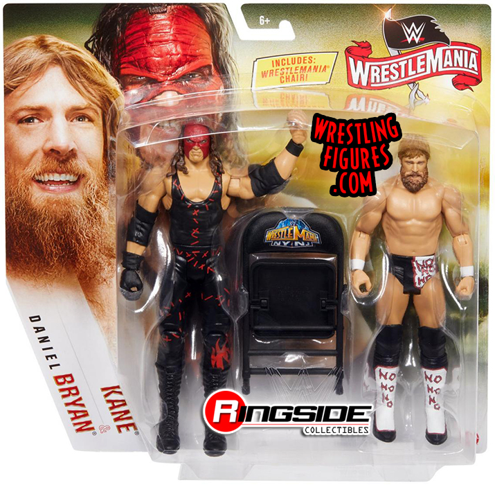 "WWE Battle Packs ""WrestleMania 36"""