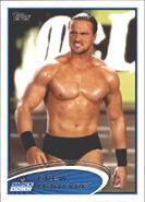 2012 WWE (Topps) Drew McIntyre 72