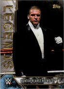 2017 Legends of WWE (Topps) Hunter Hearst Helmsley 4