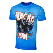 Macho Man Randy Savage Cream of the Crop Vintage Wash T-Shirt
