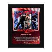 Sheamus Backlash 2020 10x13 Commemorative Plaque