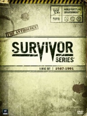 Survivor Series The Complete Anthology Vol. 1