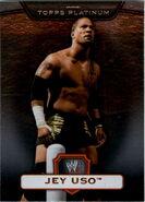 2010 WWE Platinum Trading Cards Jey Uso 25