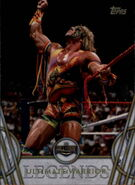 2018 Legends of WWE (Topps) Ultimate Warrior 52