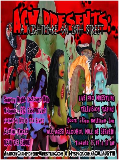 ACW A Nightmare On Tenth Street