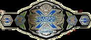 GFW X-Division Championship Belt