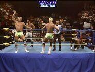 May 8, 1993 WCW Saturday Night 5